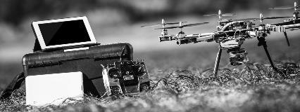 Military Defense Drone